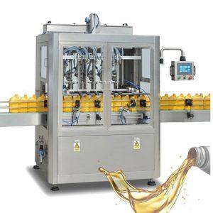 100 - 5000 мл машина за пълнене с течен сапун с мазнина