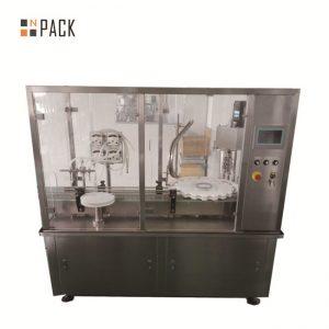 Ефективна машина за пълнене на лосион / автоматична машина за пълнене на козметични бутилки