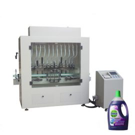 Оборудване за пълнене на течности с антикорозионна дезинфекция
