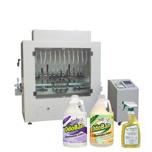 Антикорозионна дезинфектантна течност за дезинфекция на ръце и машина за пълнене с алкохол