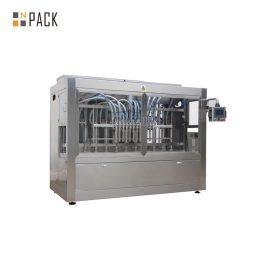 Автоматична машина за пълнене и затваряне на гел за бутилки с алкохол за ръце