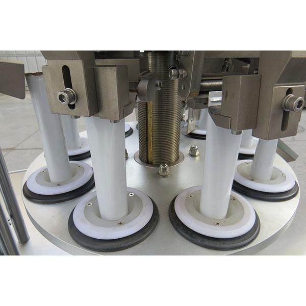 Пълна автоматична машина за пълнене с пълнене с висока точност