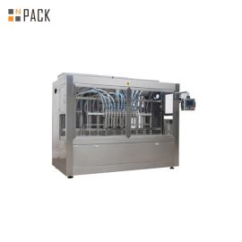 Машина за пълнене с гранули за претегляне на бонбони с машина за запечатване на индукционна капачка