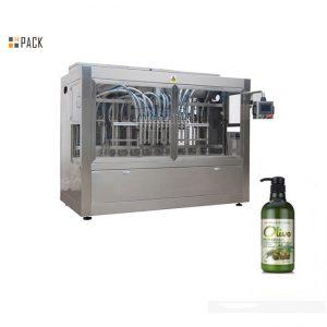 100ml - 1L течна машина за пълнене за шампоан / лосион / сапун