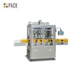 Автоматична машина за пълнене на течности с контрола на екрана, Оборудване за пълнене с тежест във времето
