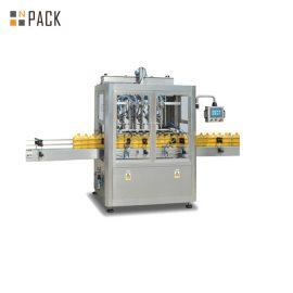 8 глави машина за пълнене на съдове за миене на съдове с серво пълнител 3000 B / H голям капацитет