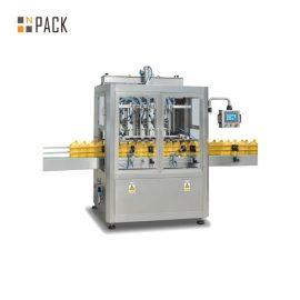 Промишлена автоматична машина за пълнене с течност за козметична / хранителна промишленост