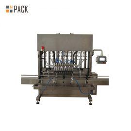 Автоматична корозивна течна машина за пълнене с 1 гал-1 за почистване