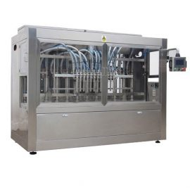 Automatic Bottle Filling Line Liquid Fertilizer Packaging Machine 500ml – 5L Volume