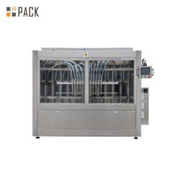 Автоматична линейна машина за пълнене на домати с паста с домати от 2 до 24 глави