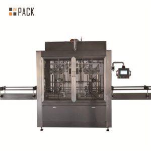 Автоматична машина за пълнене с течно пасти с масло