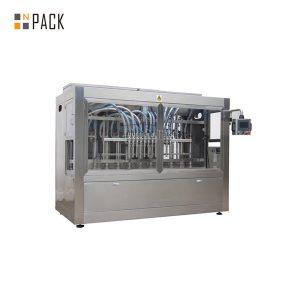 Автоматична машина за пълнене / сос с висока вискозитет, мед