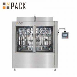 Автоматична малка козметична машина за пълнене на бутилка от пластмасово стъкло