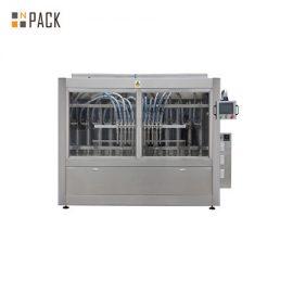 Автоматична машина за консервиране на доматен сос за ротационен пълнеж