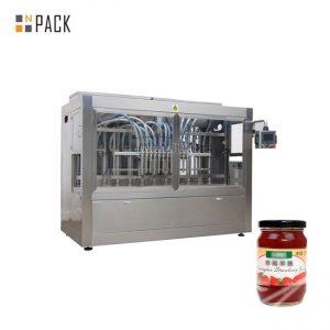 Машина за бутилиране на домати с паста