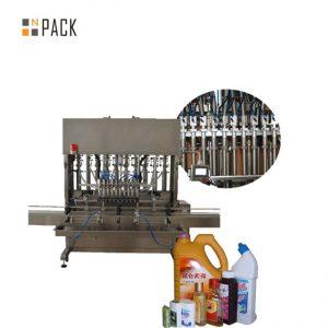 Многофункционална машина за пълнене с течен сапун за почистване на стъкло