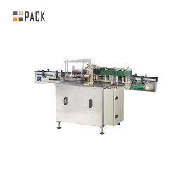 Автоматична машина за етикетиране на стъклени бутилки / Мокро лепило за етикетиране на хартия